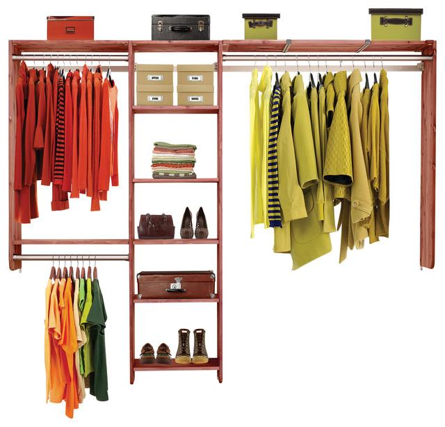 Aromatic Cedar Closet System