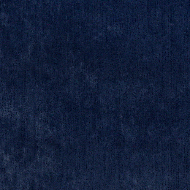 Dark Blue Textured Microfiber Stain Resistant Upholstery Fabric By The Yard
