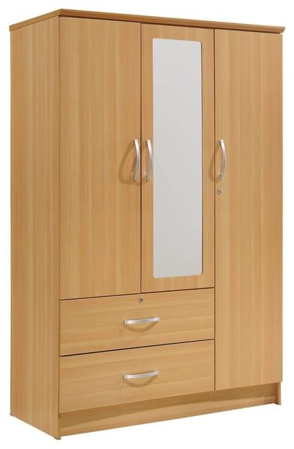 3 Door Wardrobe Door Inspiration For Your Home