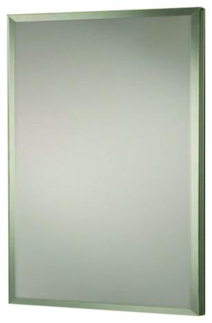 15 X19 X4 3 4 Recessed Medicine Cabinet In Mirror