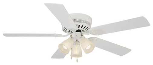 "Design House 156596 Millbridge 52"" Hugger Ceiling Fan."