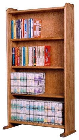 The Wood Shed - Dvd/Vhs Cabinet & Reviews | Houzz