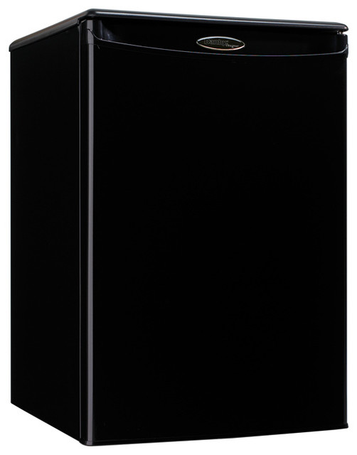 Compact All Refrigerator - Black