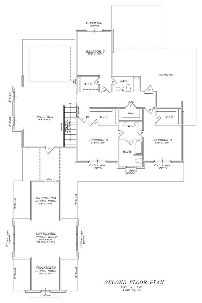 Home design - craftsman home design idea