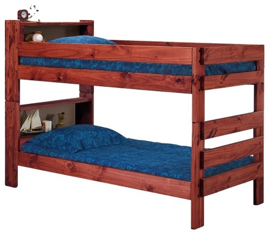 Ameriwood Twin Xl Bunk Bed With