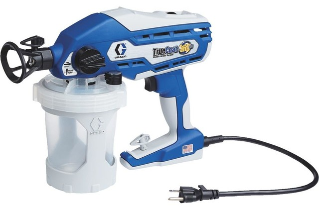 Graco Inc. Truecoat 360ds Sprayer, 17a466.