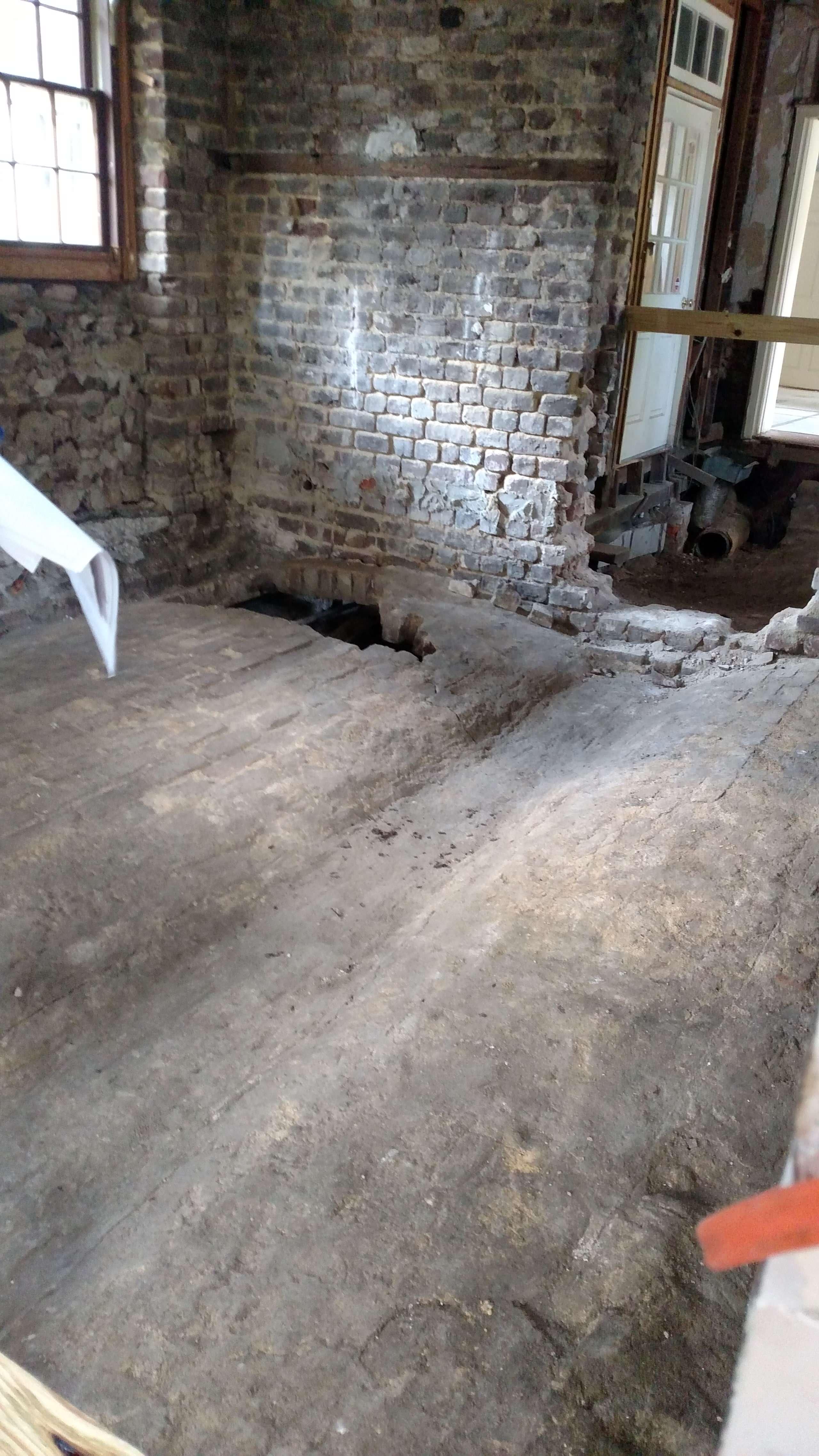 Circa 1794 Charleston Kitchen