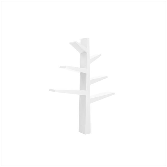 Babyletto Spruce Tree Bookcase, White