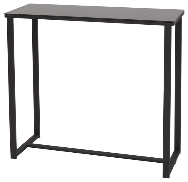Mouse Console Table, Black.