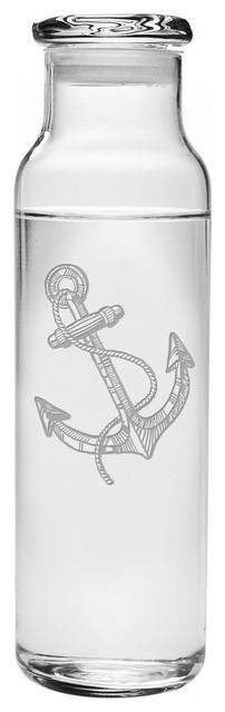 Vintage Anchor Water Bottle