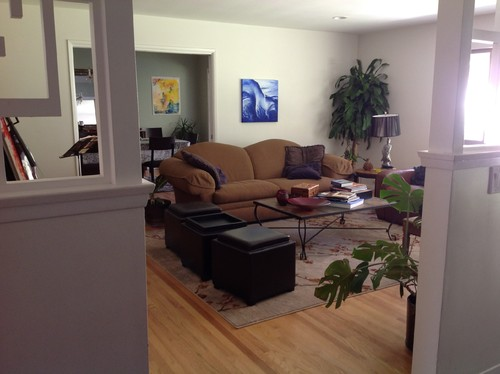 Need Help Arranging Furniture In My Living Room.