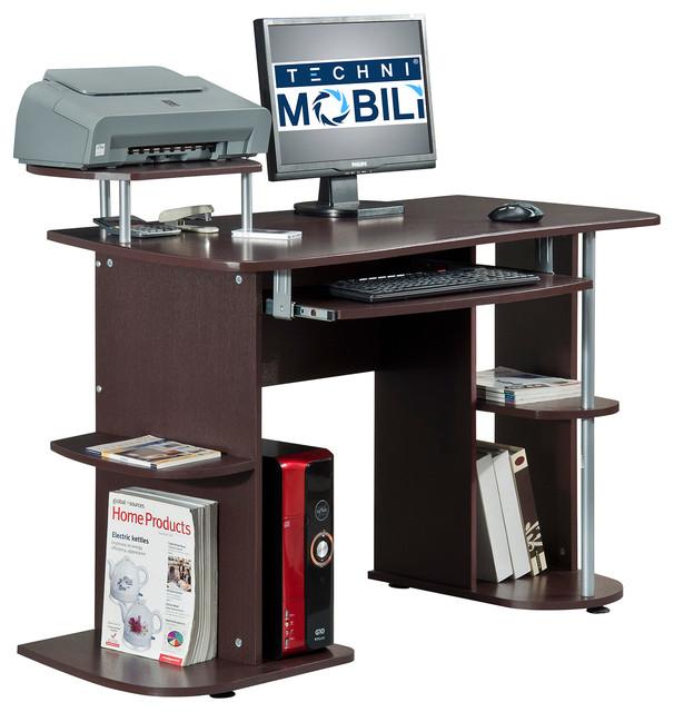 Techni Mobili Multifunction Computer Desk.