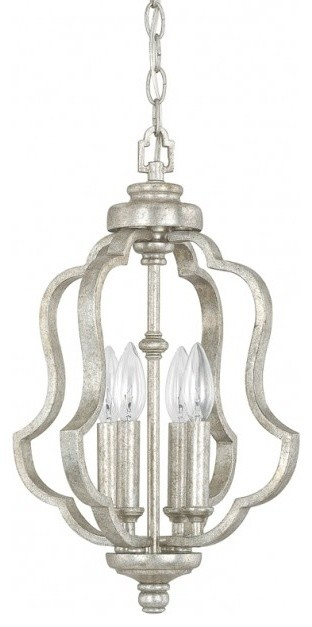 Capital Lighting Blair 4-Light Foyer Fixture.