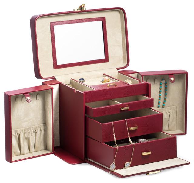Bey-Berk - Jewelry Case & Reviews | Houzz