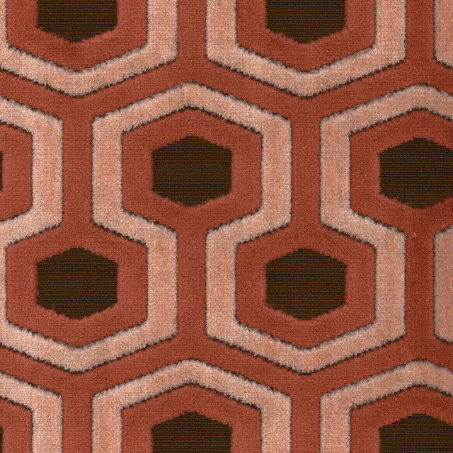 Paramount Marvelous Geometric Woven Pil Upholstery Fabric By The Yard Midcentury Kovi Home Decor
