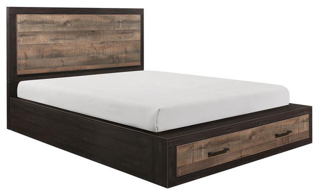 Porter Platform Bed With Storage
