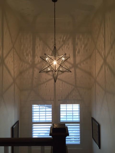 Foyer/Hallway Lighting/Stairwell Traditional