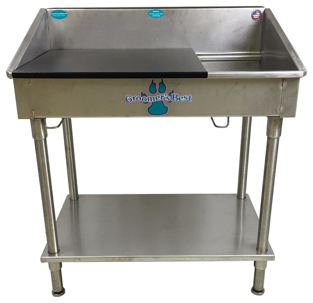 Utility Laundry Garage Sink With Removable Counter Top