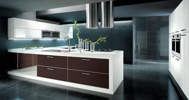 Arrital Italian Kitchens Contemporary Kitchen Chicago By