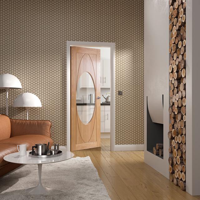 Rovigo Oak Glazed Door & Kershaw Doors Uk \u0026 Kershaws Doors Pezcame.Com