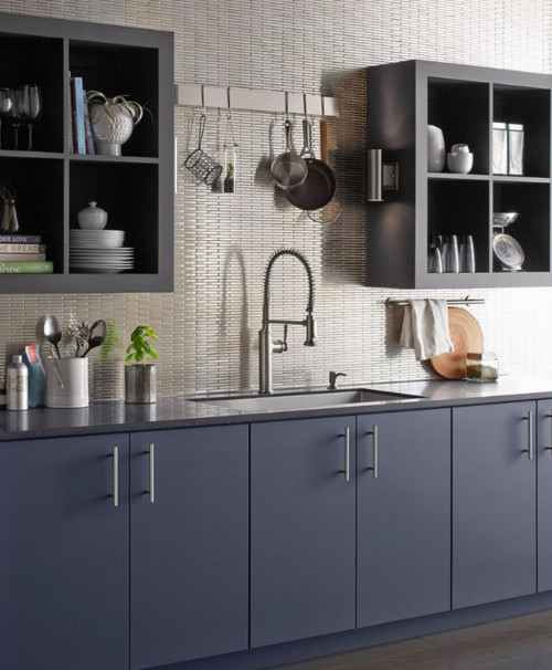 Opinion on this KOHLER commercial style kitchen faucet