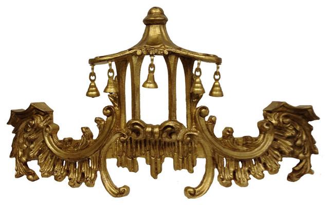 Campanello Bed Crown.