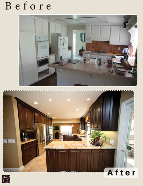 Complete Home Remodel Project In Lake Forest Orange County - Complete home remodel