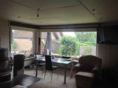 Rolladenkasten Dekorieren unser wohnzimmerfenster bitte um hilfe