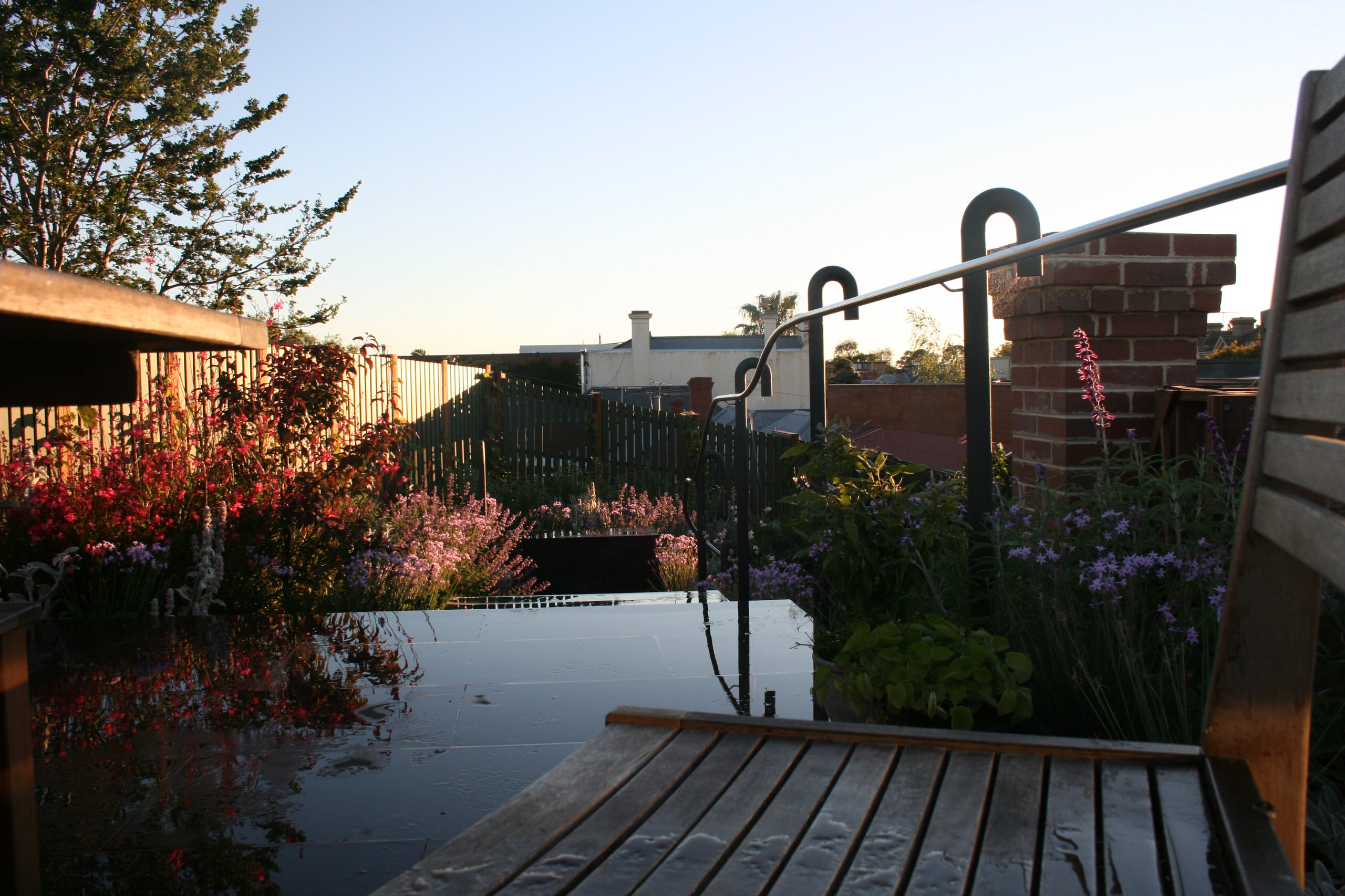 Clifton Hill Rooftop Terrace and Gardens