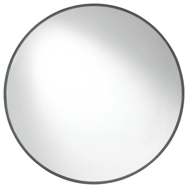 36 inch round mirror wall cooper classics cordova round wall mirror contemporary