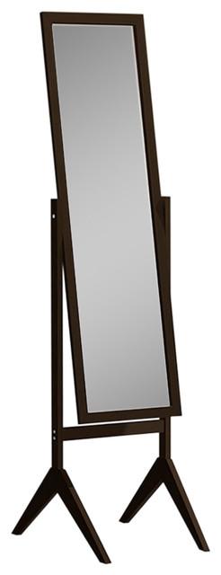 Mirrotek Adjustable Free Standing Tilt Cheval Style Tall