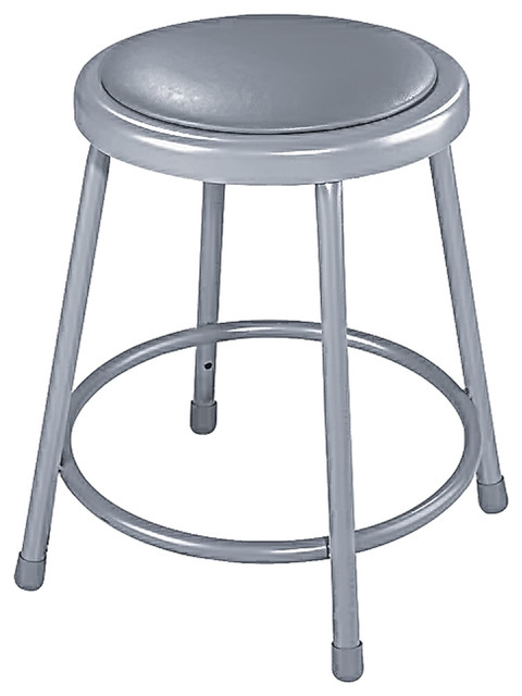 Fine National Public Seating 18 Stool With Padded Seat Pdpeps Interior Chair Design Pdpepsorg