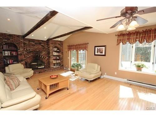 . Split Level Living Room Design Help