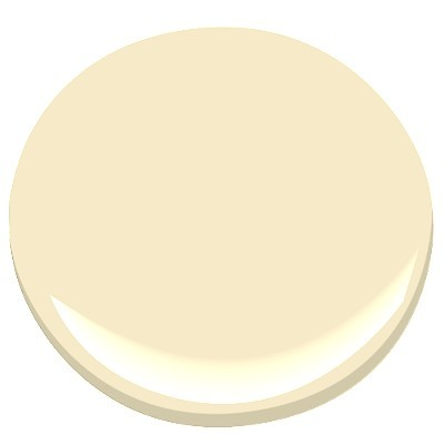 Which white trim color goes with benjamin moore windham cream - What color goes with cream ...