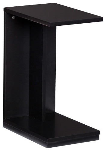 Holly And Martin Bocks C Table, Black.