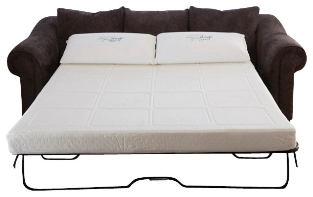 Gel Memory Foam Sofabed Sleeper Replacement Mattress Full