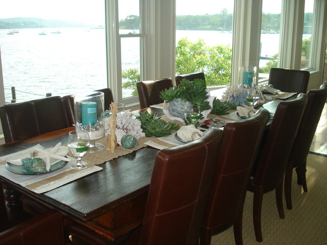 Table Scapes Traditional Dining Room