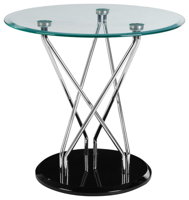 Halo Round Side Table Industrial Tables amp End