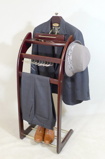 ... mens valet stand woodworking diy project – free woodworking plans