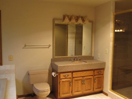 Need help with my bathroom thank you for Help design my bathroom