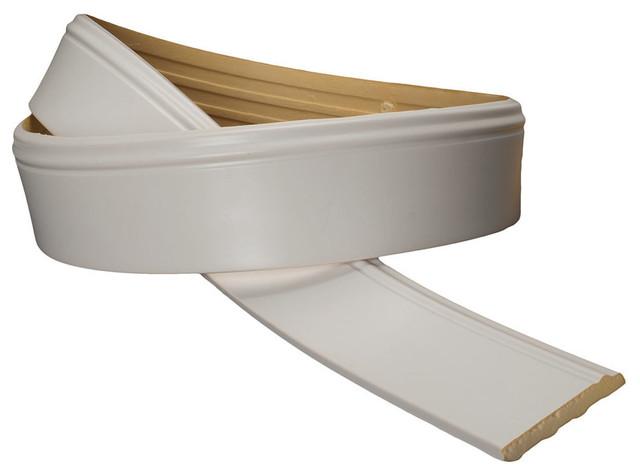 Shop Houzz American Pro Decor Plain Flexible Base