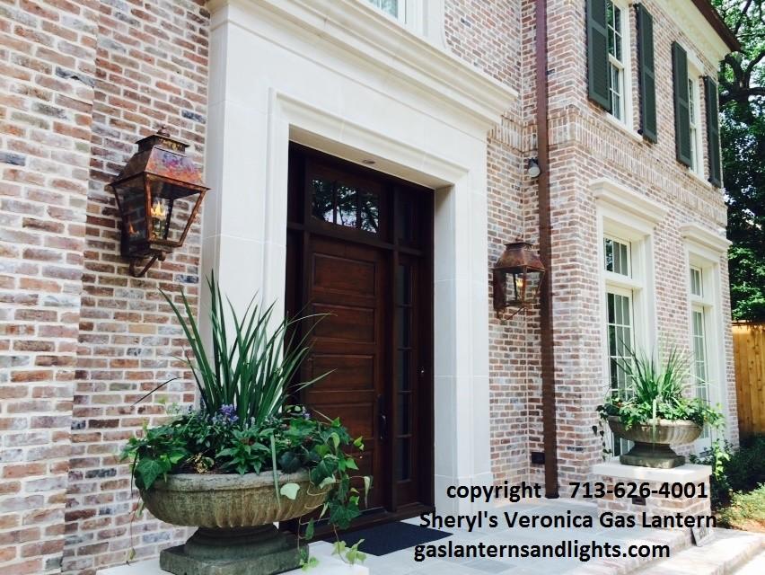 Sheryl's Veronica Gas Lanterns