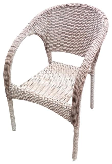 Bastia Stackable Outdoor Armchair