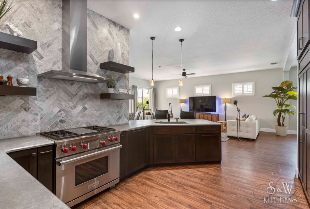 Fitzgerald Project- S&W Kitchens Collaboration
