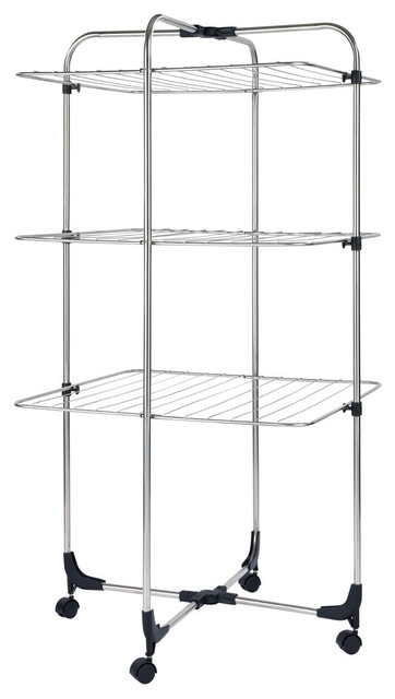3-Tier Clothes Airer.