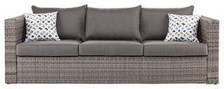 Biddeford Outdoor Deep Seating Sofa