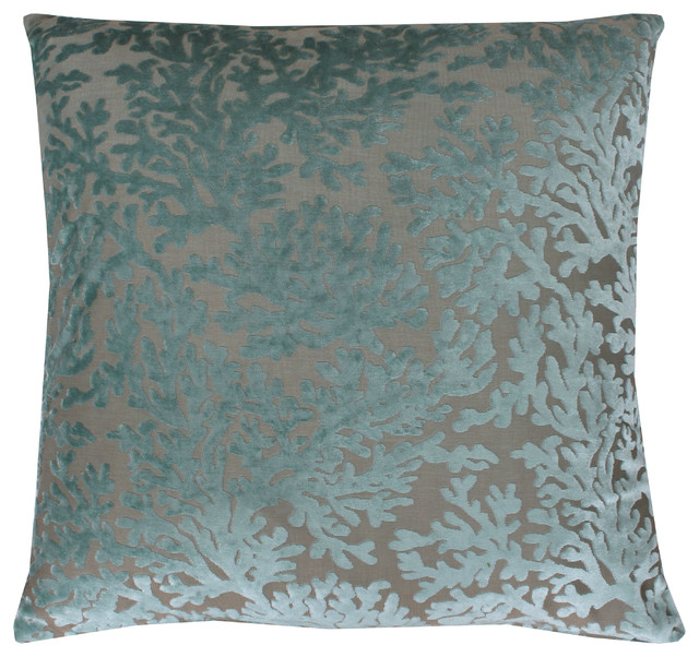 20x20 Cara Coral Pillow Harbor.
