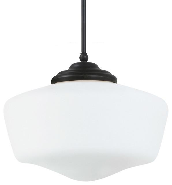 Extra Large 1 Light Pendant