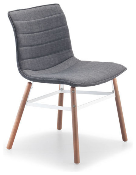 Trondheim Chair Fabric Contemporary Dining Chairs By Zopalo