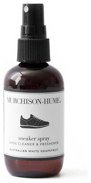 Murchison Hume Sneaker Spray Shoe Cleaner, Australian White Grapefruit  Modern Household Cleaning
